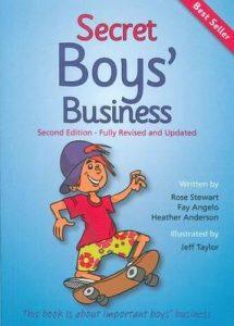 secret boys' business